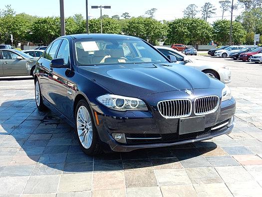 2013 BMW 535XI #14772 (1)