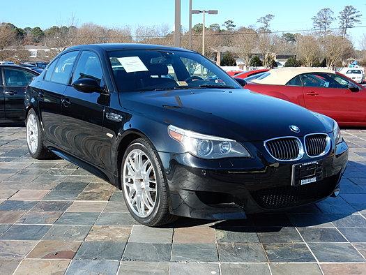 2006 BMW M5 #14747 (1)