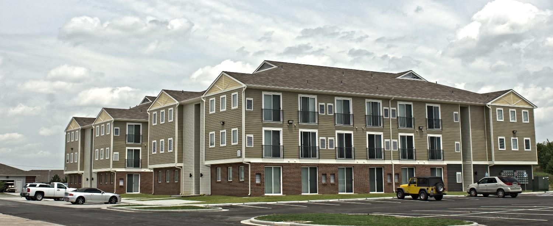 Apartments Pittsburg KS
