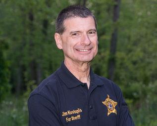 James Kostoplis for Sheriff