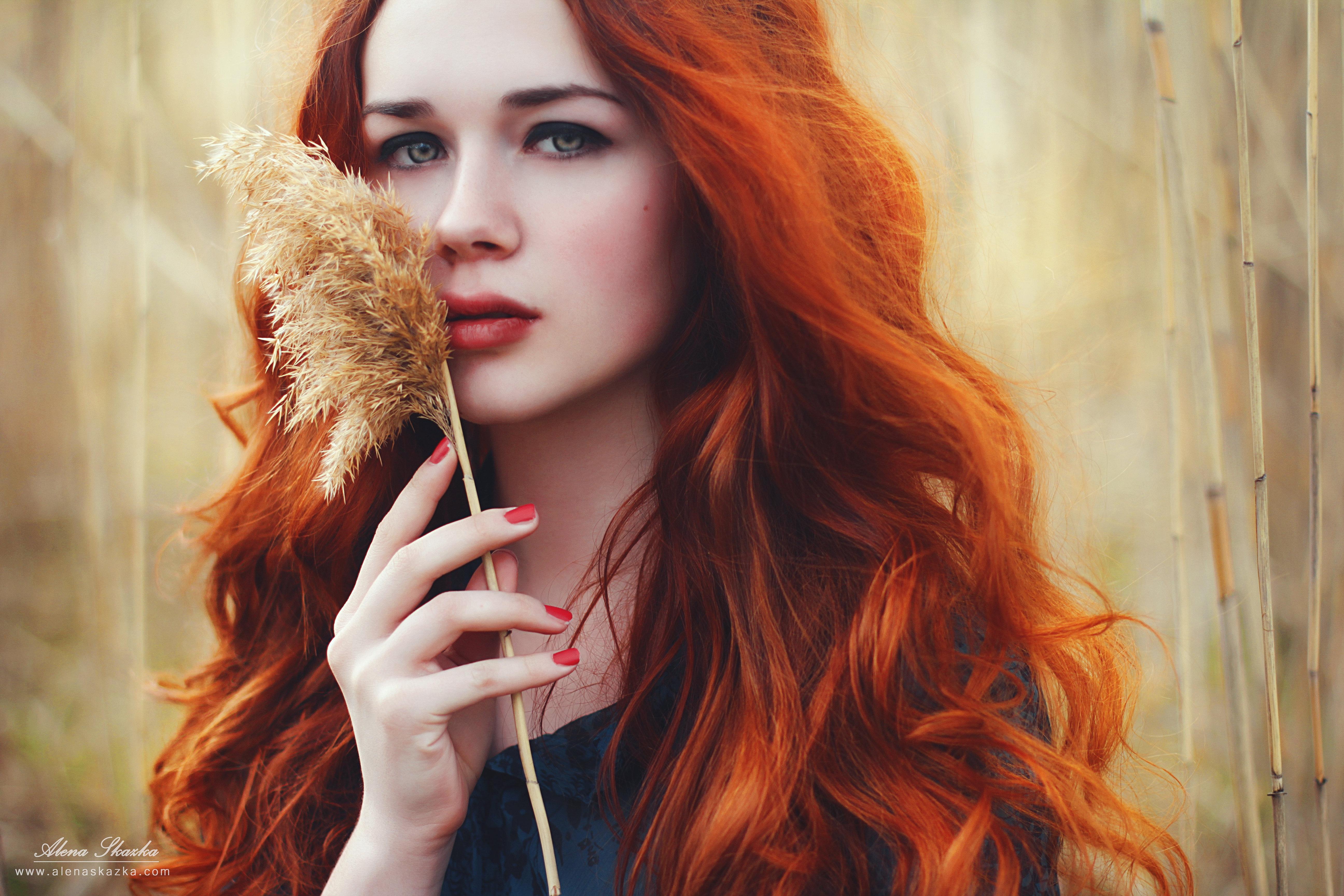Фотосессии рыжие девушки 4 фотография
