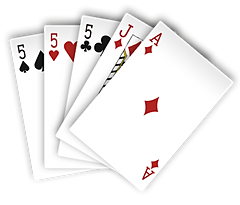 casino online de poker 4 of a kind