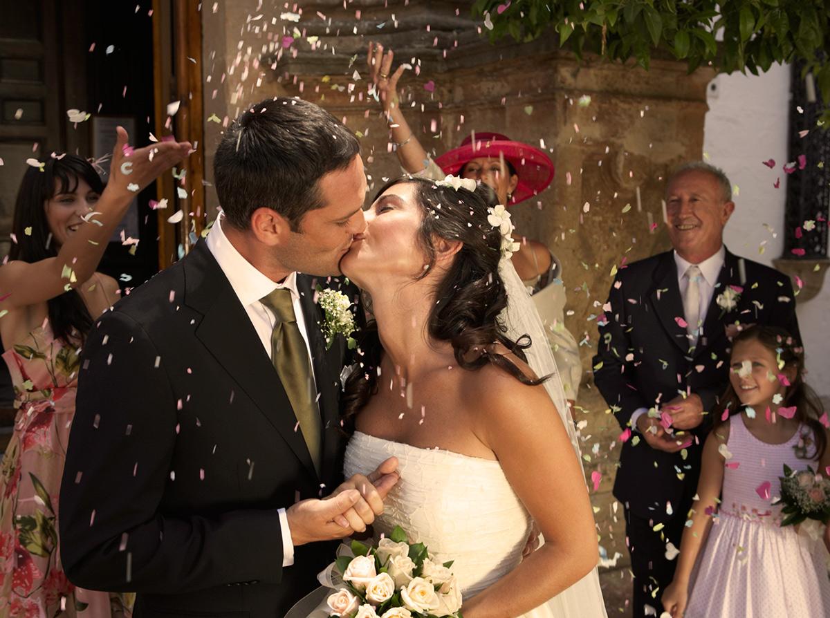 Фото на свадьбе недорого