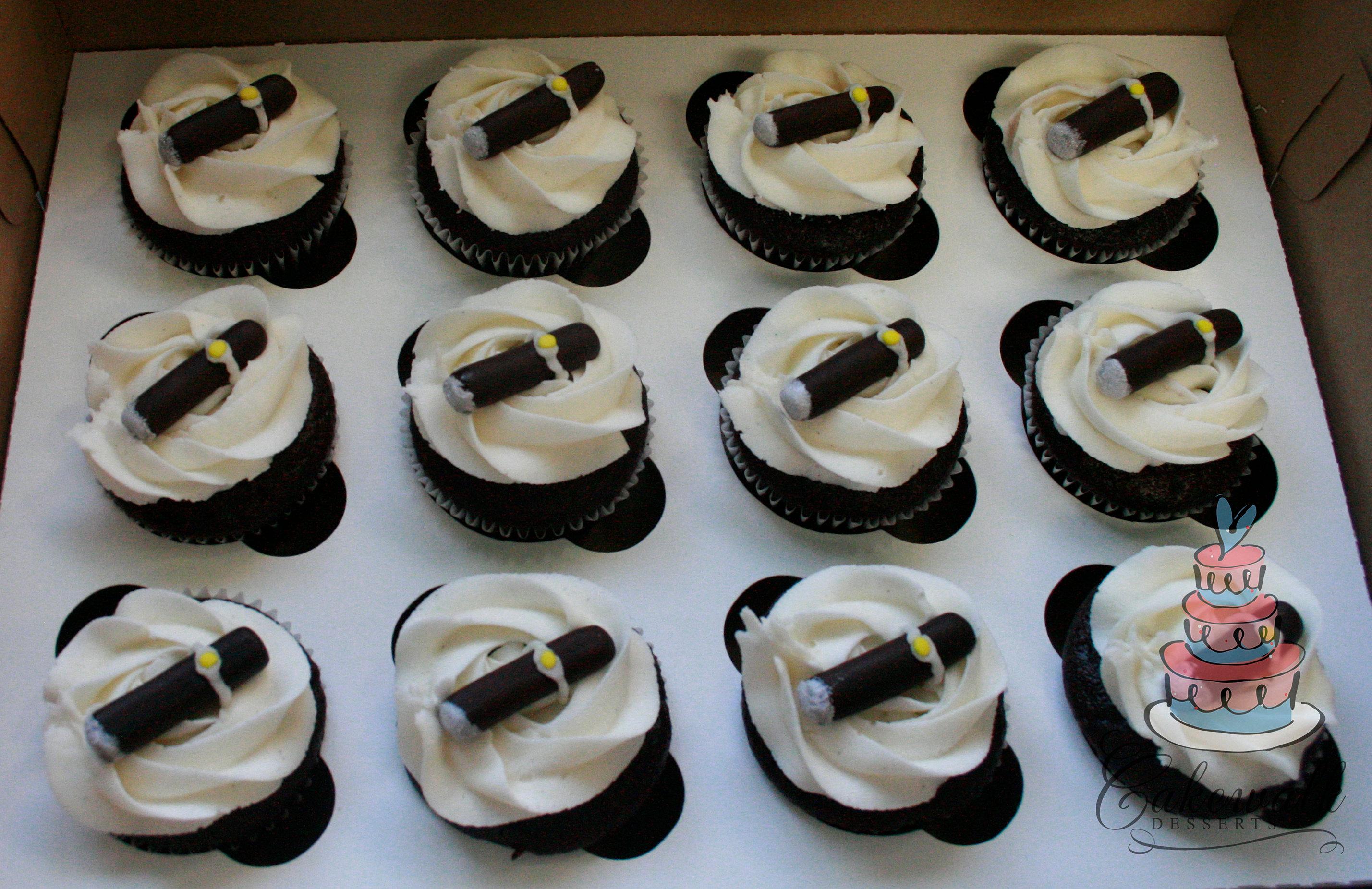 Cakewalk Desserts Prince George Bc Cigar Cupcakes
