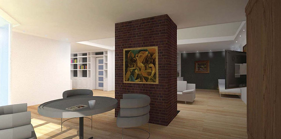 Loxodrome design innovation interieur woning venlo for Interieur designer vacature