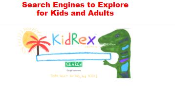 Kidrex safe searching for kids