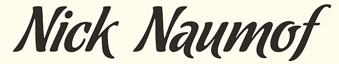 Nick Naumof Applied Behavioral Science Specialist