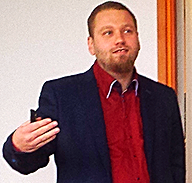 Nick Naumof Trainer in Applied behavioral science