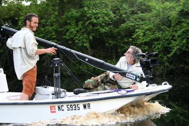 Shooting on Dismal Swamp Canal