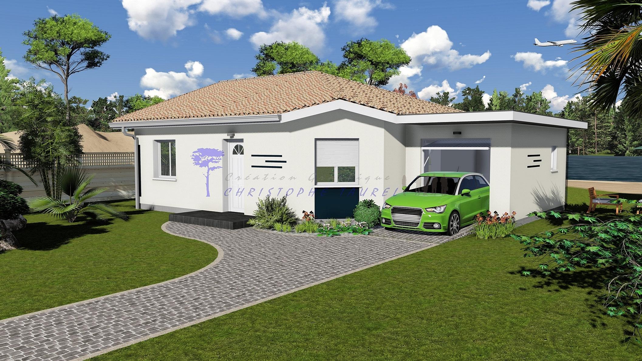 Constructeur parentis en born biscarrosse constructions for Constructeur maison 63 tarif