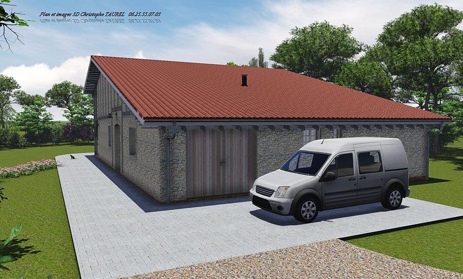 Permis de construire maison individuelle for Plan de maison ancienne