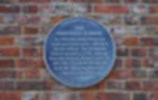 Donnison Blue Plaque