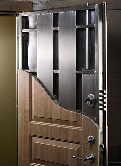 Burglar doors kodiak breaching security door sc 1 st for High end entry doors