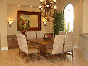 Model homes in la quinta ca