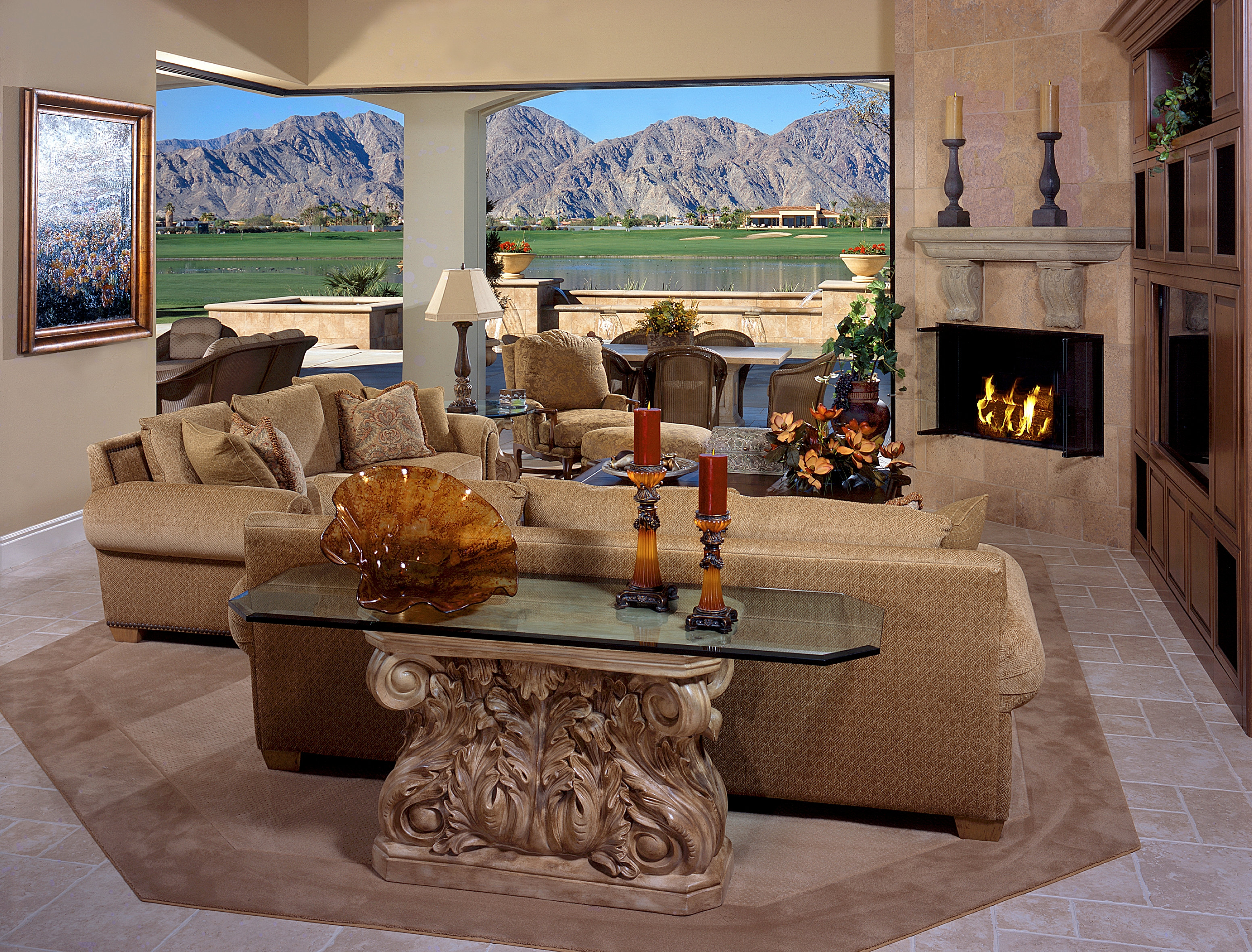Model home furniture clearance center california