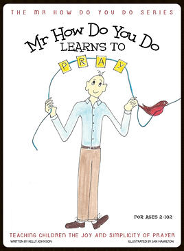 Mr. How Do You Do book