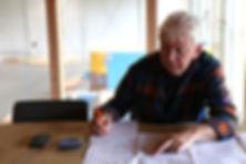 Gedetailleerde ontwerptekening, schetstekeningen