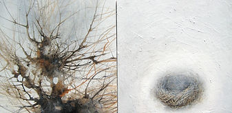 winter tree, small finds, diptych.jpg
