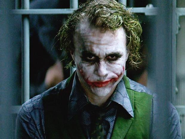 Les différents masques du Joker