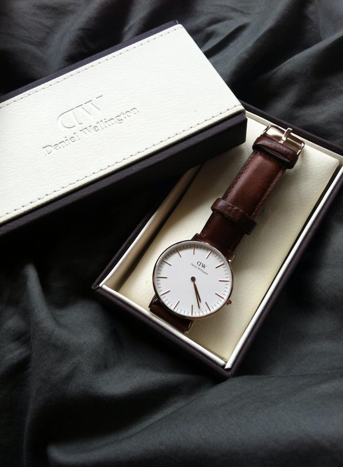 My Daniel Wellington