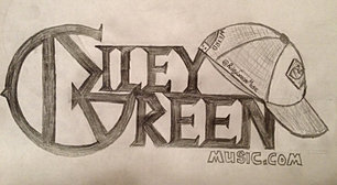 RILEY GREEN MUSIC ORIGINAL LOGO