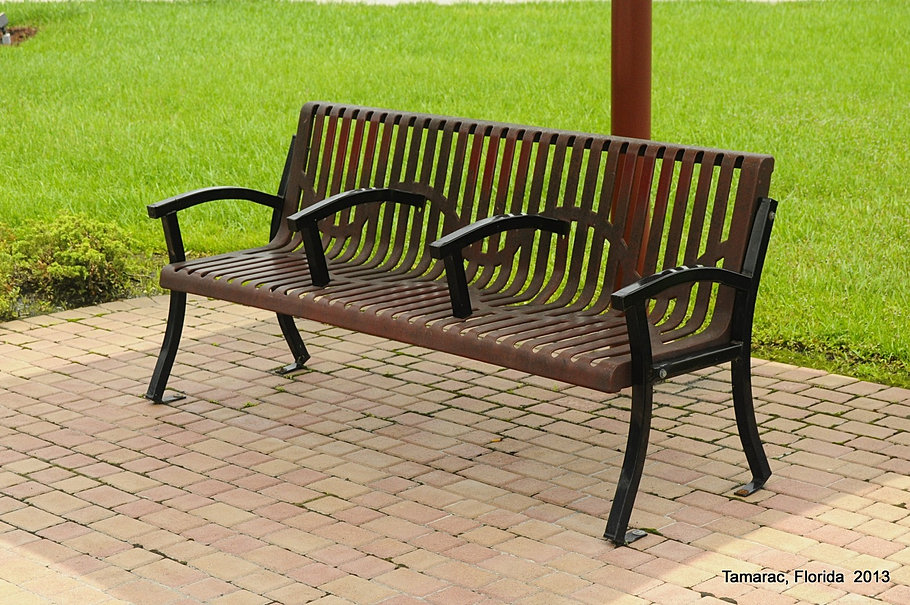 Tamarac Commons Bench