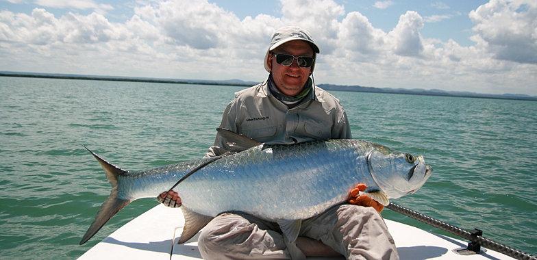 рыбалка тугур