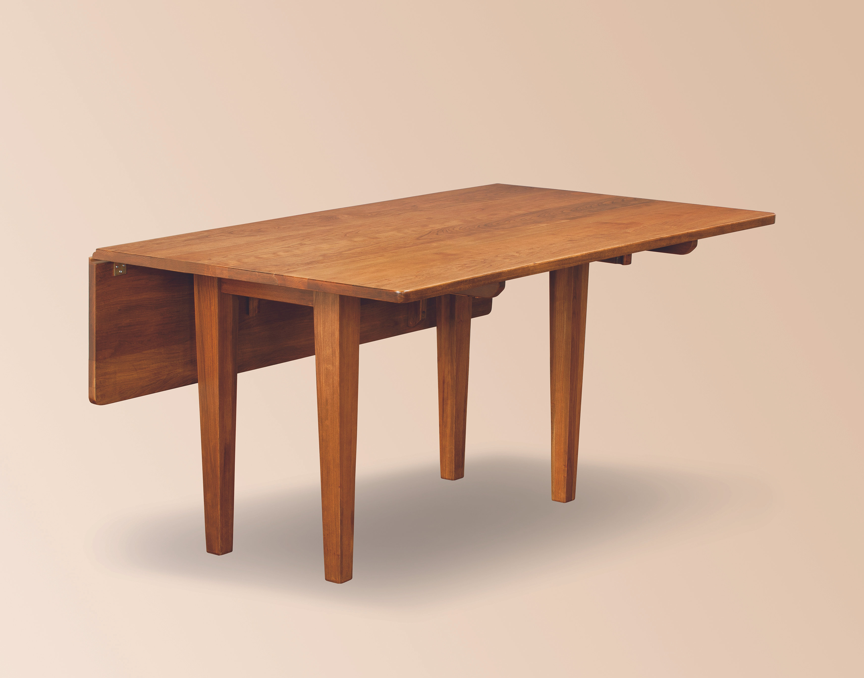 Bears in the woods amish furniture studio drop leaf table - Shaker dining room chairs designs ...