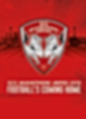MTUTD - FOOTBALL'S COMING HOME