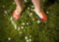 ung-pige-iført-sandaler, -Sommeren-tusin