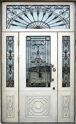 изготовление нестандартной металлической двери лыткарино