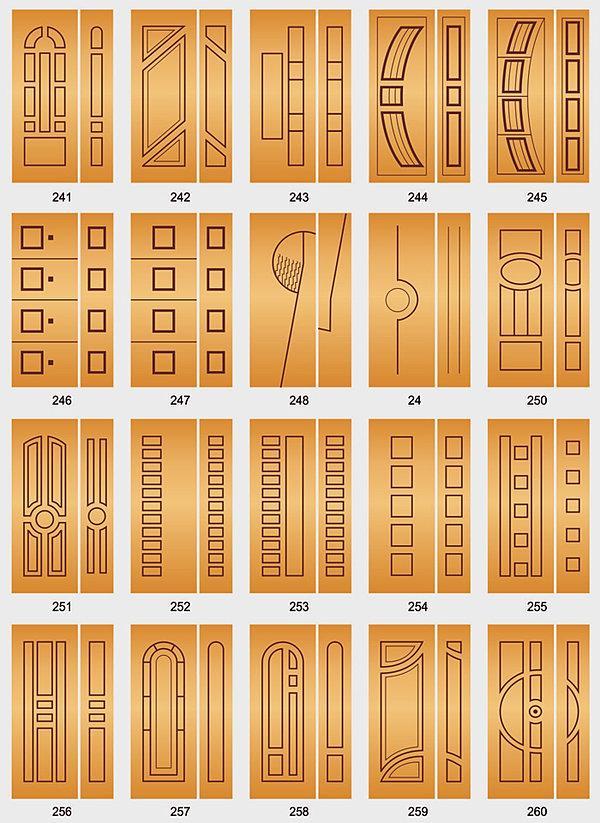 дешевые металлические двери мдф