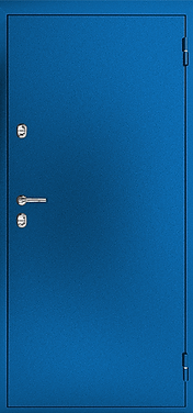 железные двери с ламинированным покрытием