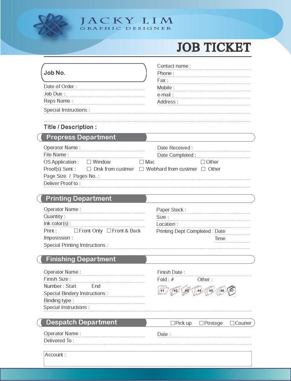 Großzügig Job Ticket Vorlage Zeitgenössisch - Beispiel Business ...
