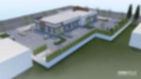 Keystone Hialeah 11-28-18 - Aerial rende