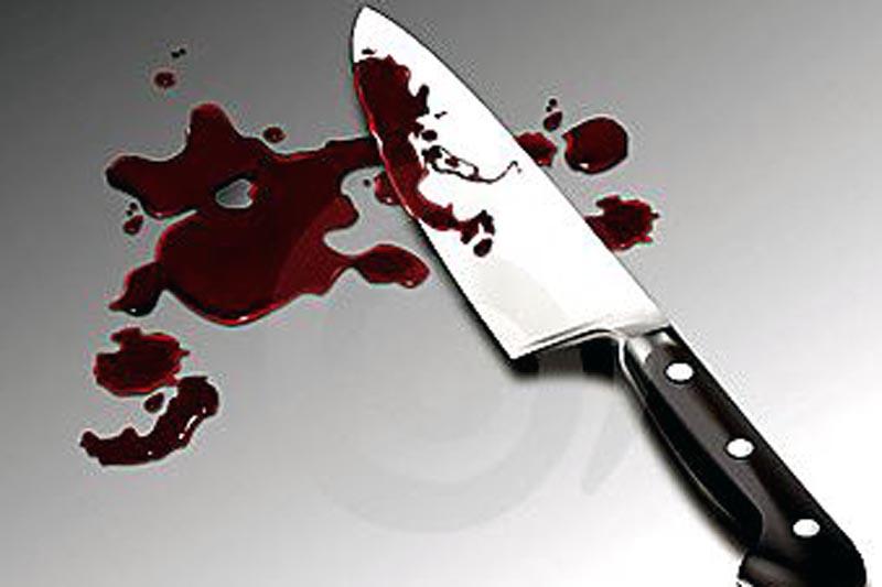 Resultado de imagem para facada com sangue
