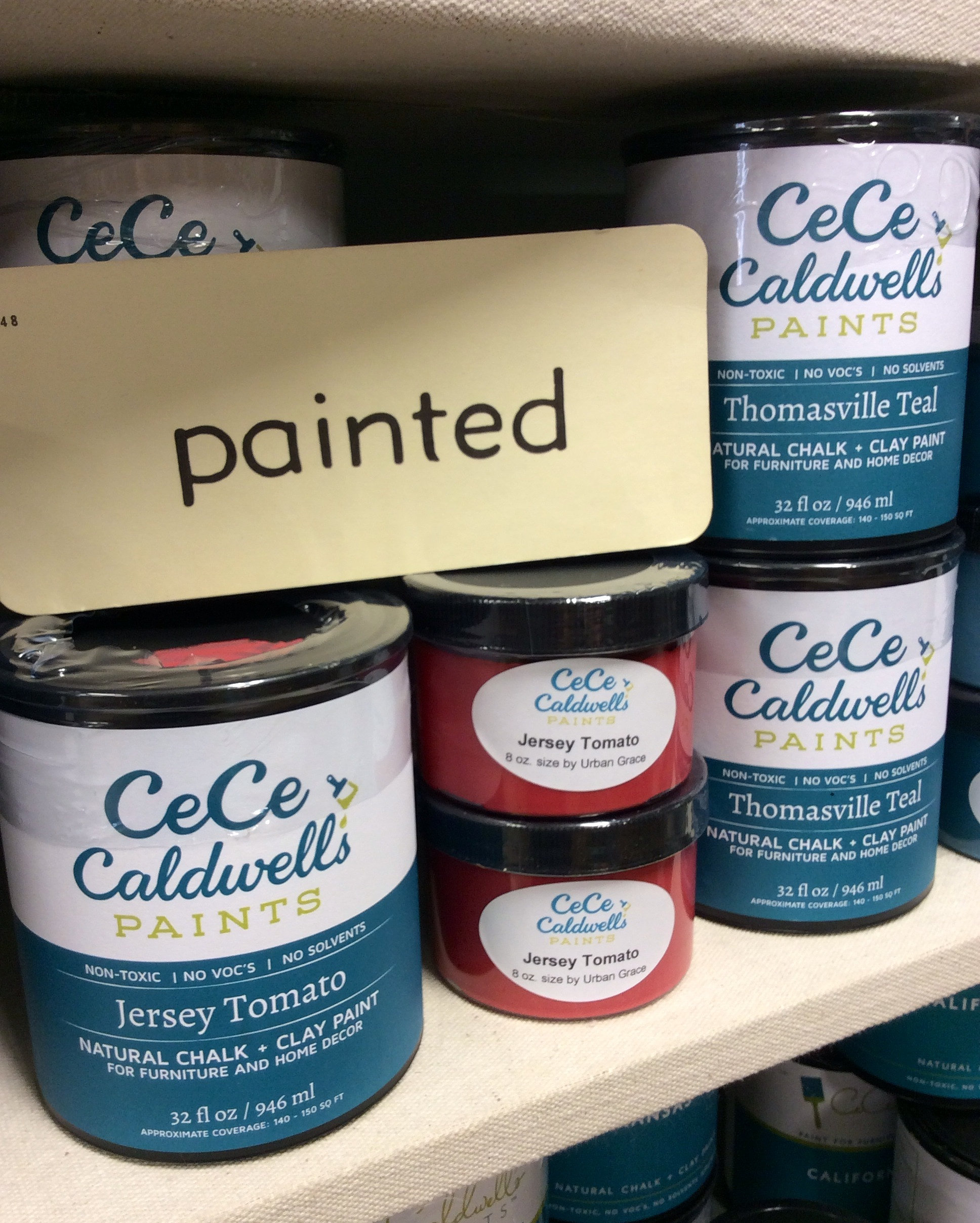 Home Decor and CeCe Caldwell Paints | General Finishes MILK PAINT