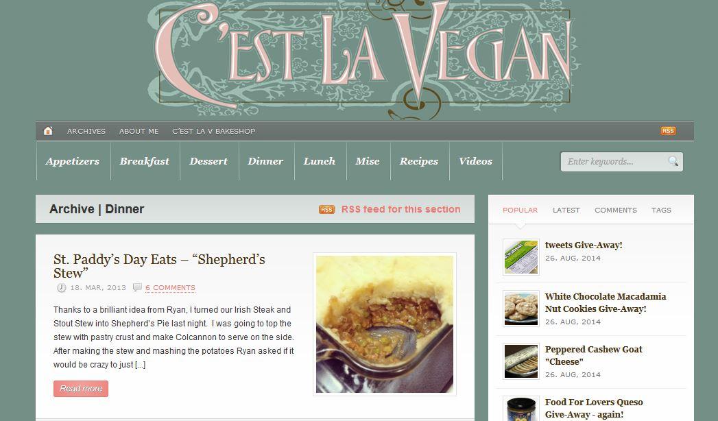 come e perch aprire un blog di ricette vegane in 5 passi