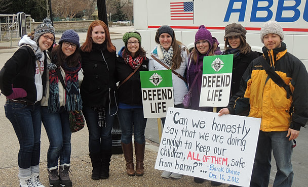 Right to Life March 2013