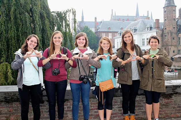 Study Abroad with Furman University