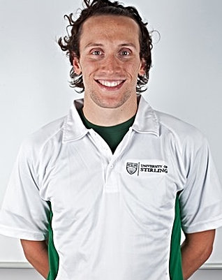 University Of Stirling Swim Team Lewis Smith
