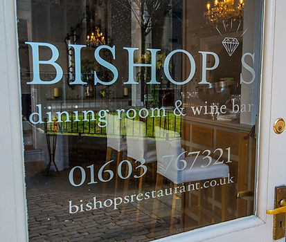 Bishops Dining Room & Wine Bar