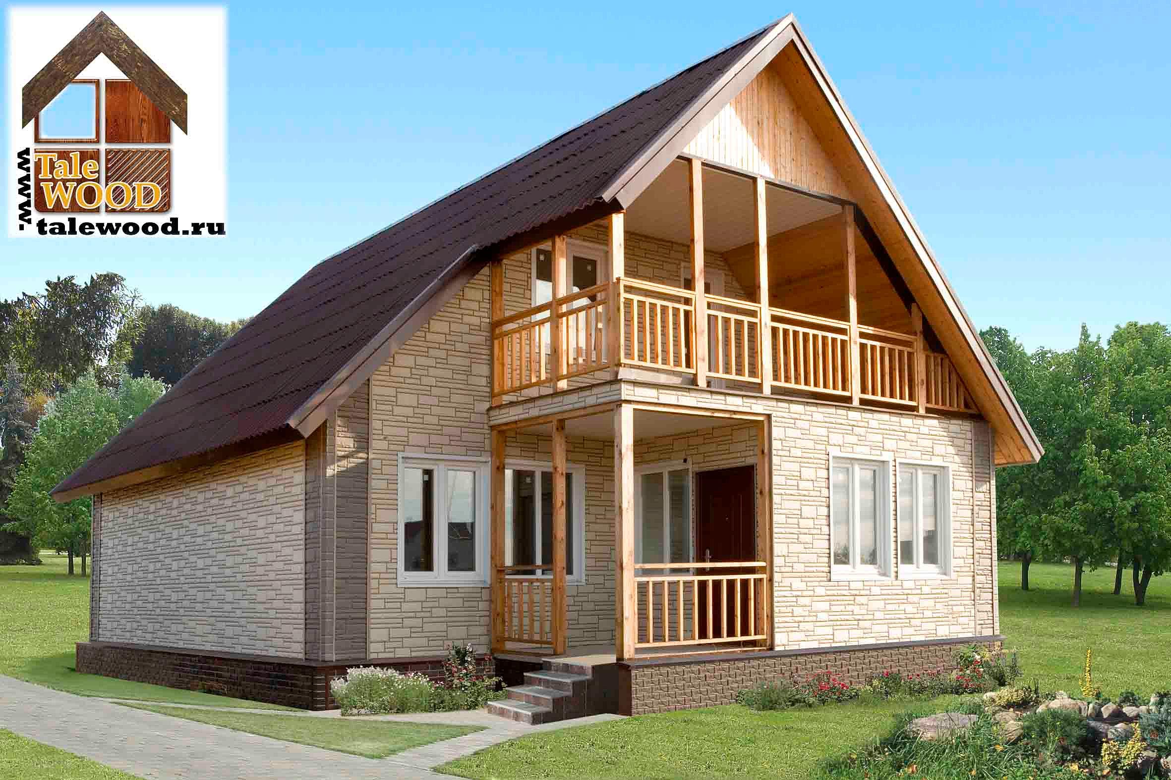Строительство домов под ключ в Москве и Подмосковье цены