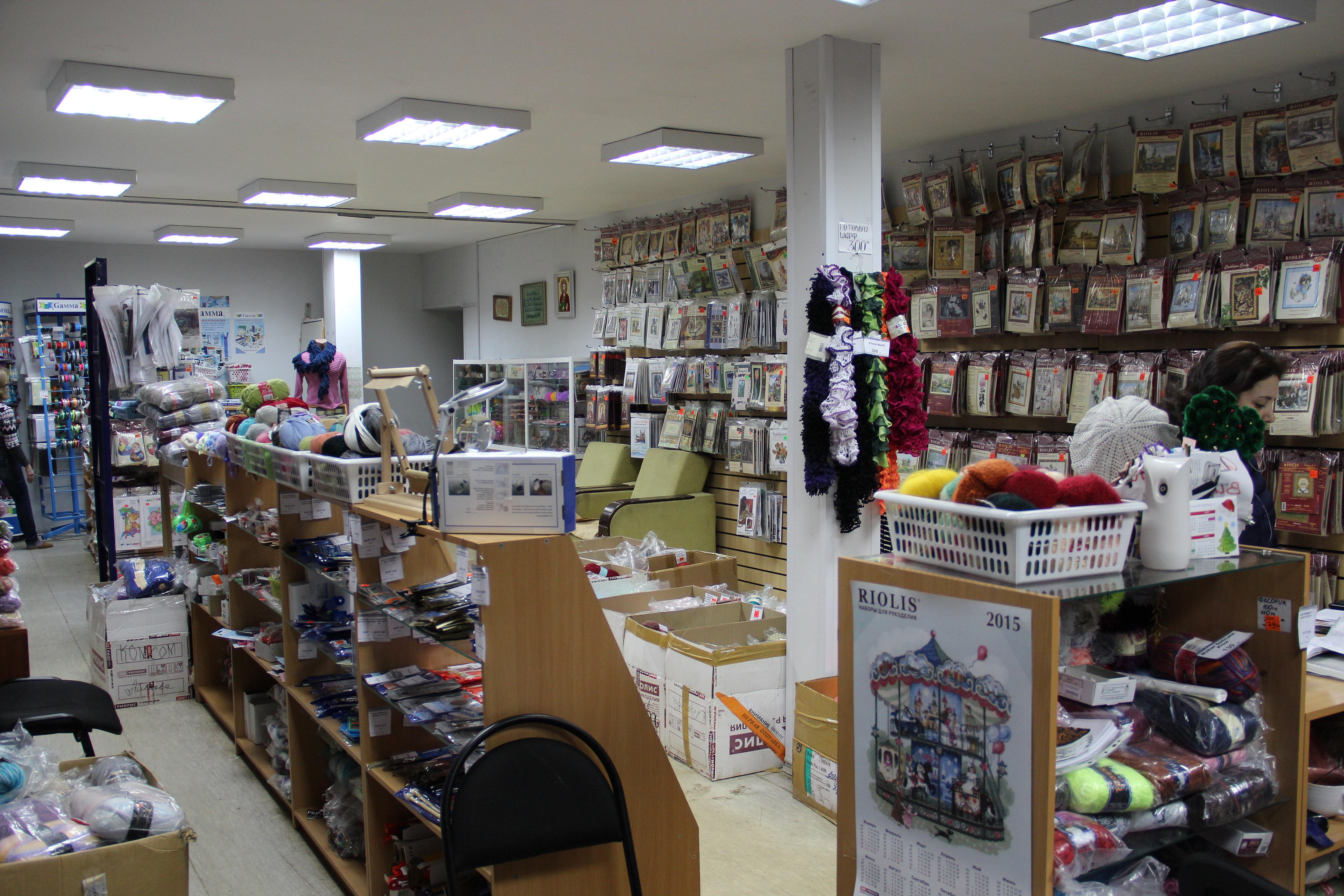 Вконтакте магазин для рукоделия