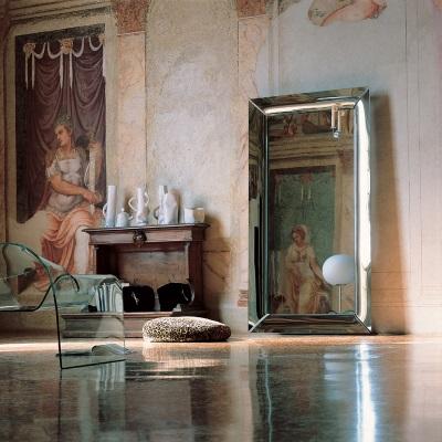 magnifier votre int rieur avec un grand miroir poser olivia faidherbe architecte d. Black Bedroom Furniture Sets. Home Design Ideas