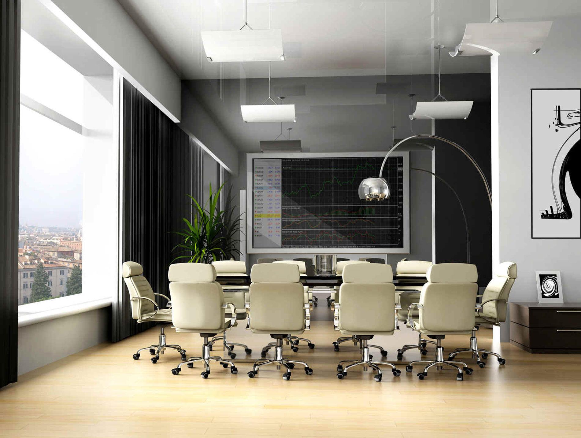 Бизнес дизайн интерьера