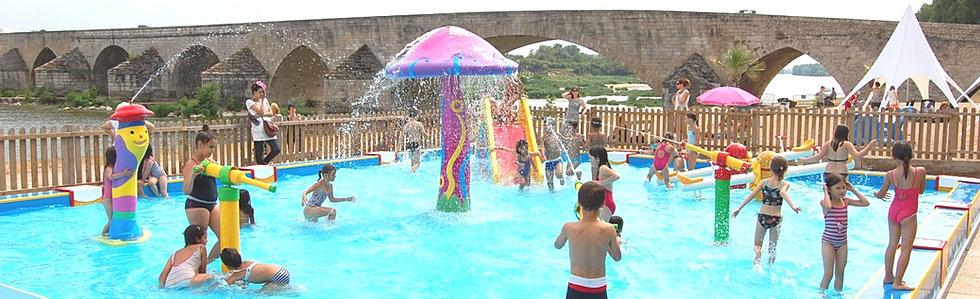 Athalia loisirs for Conception piscine publique