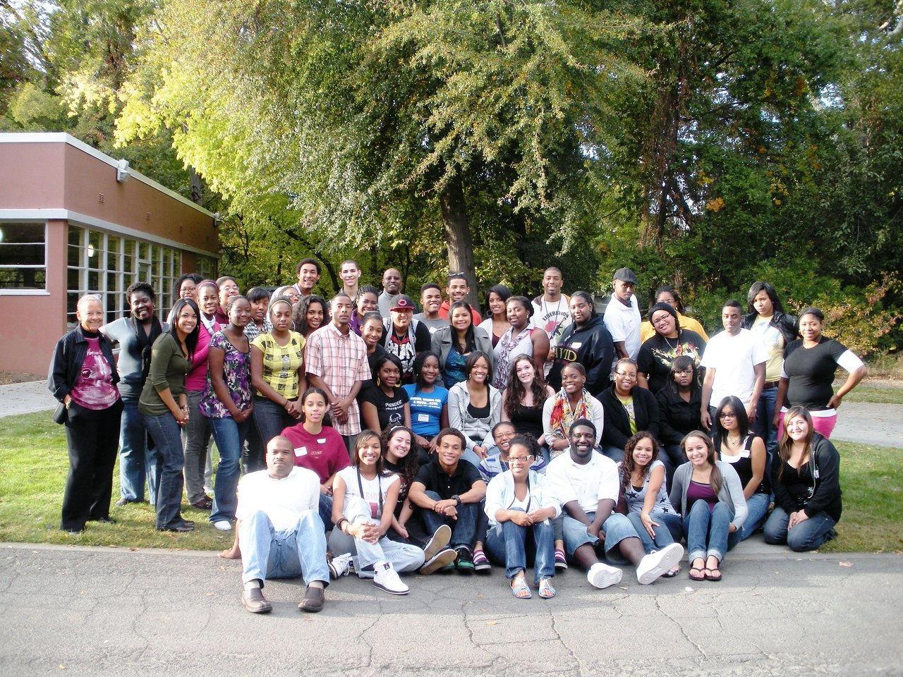 Black Retreat 2009.JPG