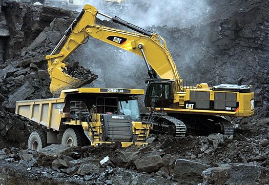 Máquinas para Mineração MG SP GO PA