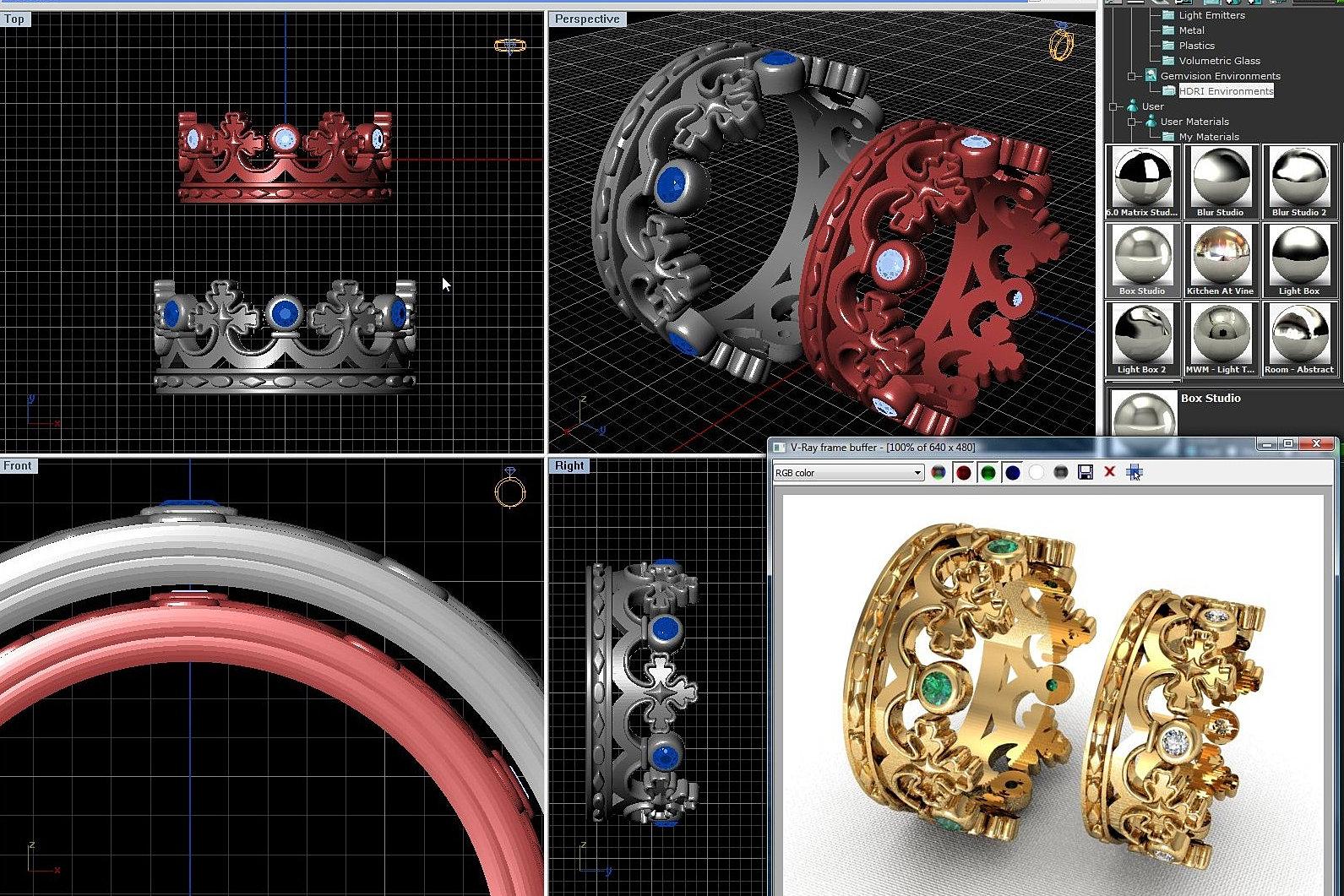 3d дизайн моделирование